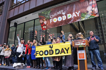 Chicago Food Day 2015